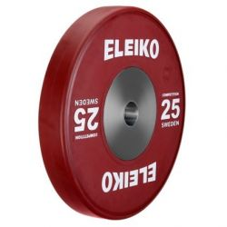 ELEIKO OLYMPIC WL COMPETITION DISC 25 kg
