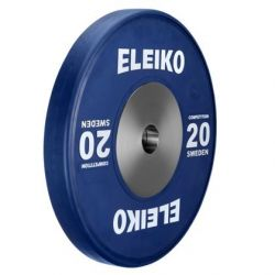 ELEIKO OLYMPIC WL COMPETITION DISC 20 kg