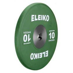 ELEIKO VARŽYBINIS SUNKIOSIOS ATLETIKOS DISKAS 10 kg