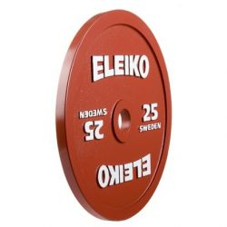 ELEIKO OLYMPIC PL COMPETITION DISC 25 kg