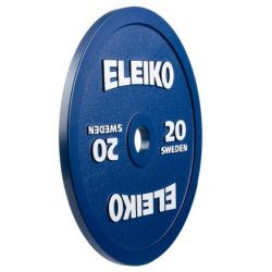 ELEIKO OLYMPIC PL COMPETITION DISC 20 kg