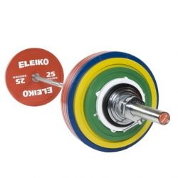 ELEIKO PL COMPETITION SET - 285 kg
