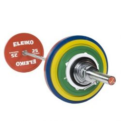 ELEIKO PL COMPETITION SET - 185 kg