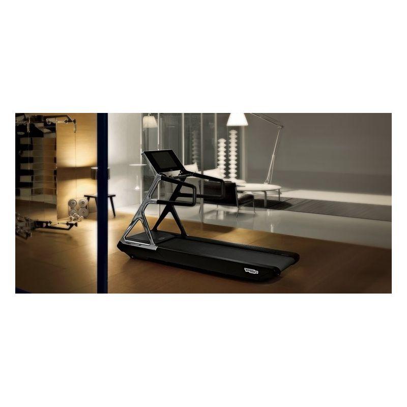 Treadmill technogym run personal visioweb vs sport for Technogym all in one