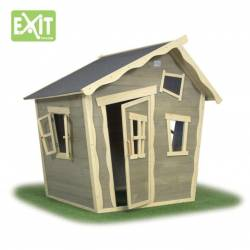 WOODEN PLAYHOUSE EXIT LOFT 500