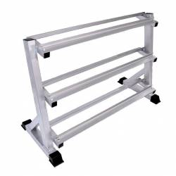 MIGHTY 3 TIER DUMBBELL RACK FOR 10 PAIRS