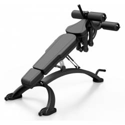PROFESSIONAL ABDOMINAL BENCH WITH ADJUSTABLE ANGLE MARBO SPORT MP-L205