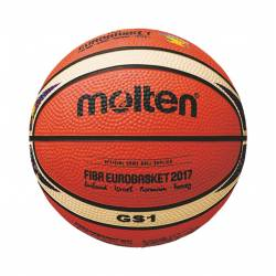 PROMOTIONAL EUROBASKET 2017 MINI BASKETBALL MOLTEN BGS1