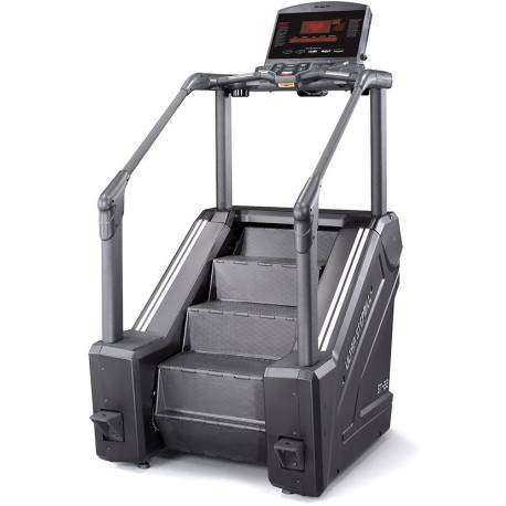 CLIMBER DK CITY ULTRA STEPMILL WITH LED CONSOLE