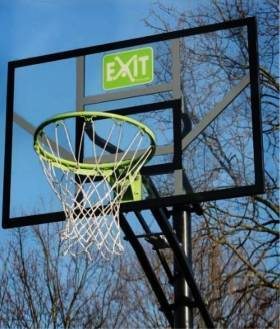 Basketball boards and rims