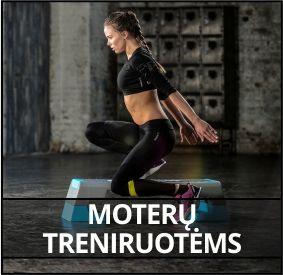 Moterų treniruotėms