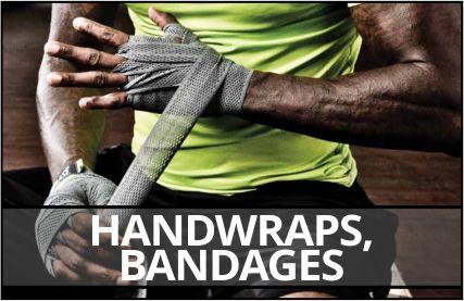 Handwraps, bandages