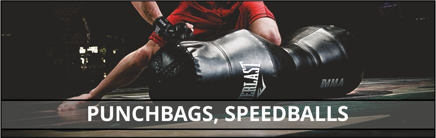 Punchbags, speedballs