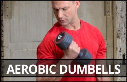 Aerobic dumbells