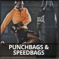 Punchbags & speedbags