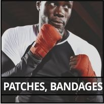 Patches, bandages