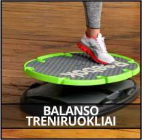 Balanso treniruokliai