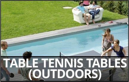 Table tennis tables (Outdoors)