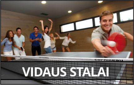 Cornilleau vidaus teniso stalai
