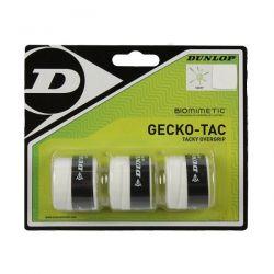 TENNIS RACKET OVERGRIP DUNLOP GECKO-TAC 3 PSC.