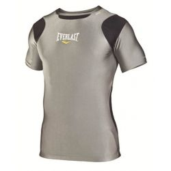 PERFORMANCE T-SHIRT EVERLAST RASHGUARD SHORT SLEEVES