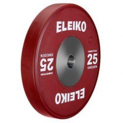 ELEIKO VARŽYBINIS SUNKIOSIOS ATLETIKOS DISKAS 25 kg