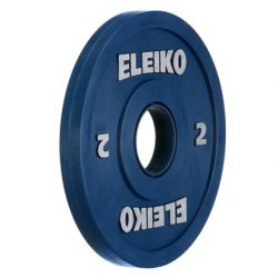 ELEIKO OLYMPIC WL COMPETITION FG DISC 2 kg