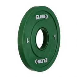 ELEIKO OLYMPIC WL COMPETITION FG DISC 1,0 kg