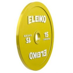ELEIKO OLYMPIC PL COMPETITION DISC 15 kg
