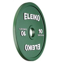 ELEIKO OLYMPIC PL COMPETITION DISC 10 kg