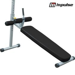 ADJUSTABLE ABDOMINAL BENCH IMPULSE IFAAB