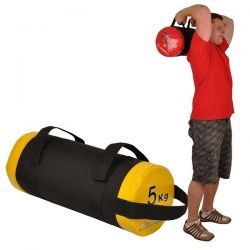 INSPORRTLINE POWERBAG WITH 3 GRIPS 5-20 KG