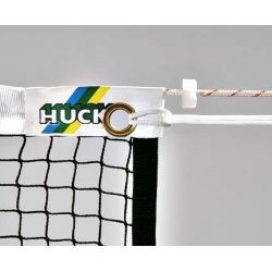 MANFRED HUCK BADMINTON TOURNAMENT NET IN POLYPROPYLENE 1.2 mm