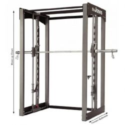 SMITH MACHINE BODYCRAFT JONES LIGHT COMMERCIAL