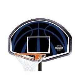 BASKETBALL BLACKBOARD WITH HOOP LIFETIME DALLAS