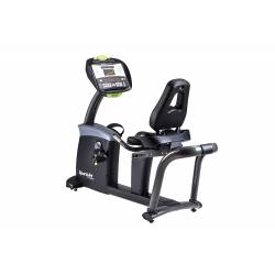 RECUMBENT EXERCISE BIKE SPORTSART C575R-LED