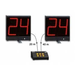 BASKETBALL 24 SECONDS SHOT CLOCK FAVERO KIT24S