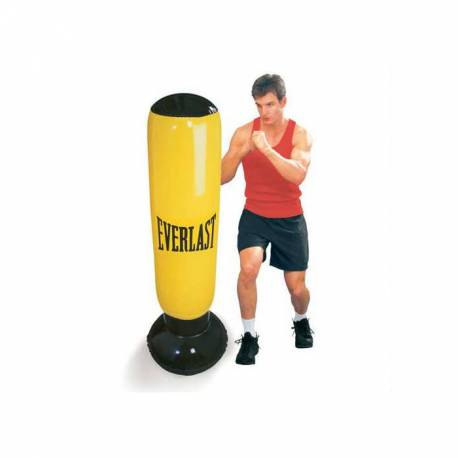 44 Everlast Inflatable Punching Bag 150cm VaikiŠkas PripuČiamas MaiŠas