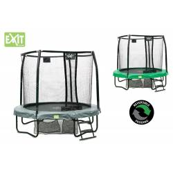 TRAMPOLINE EXIT JumpArenA ALL-IN-1 244 cm