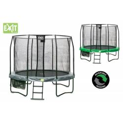 TRAMPOLINE EXIT JumpArenA ALL-IN-1 427 cm