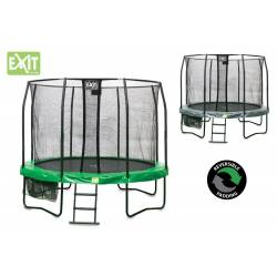 TRAMPOLINE EXIT JumpArenA ALL-IN-1 366 cm