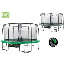 TRAMPOLINE EXIT JumpArenA ALL-IN-1 457 cm
