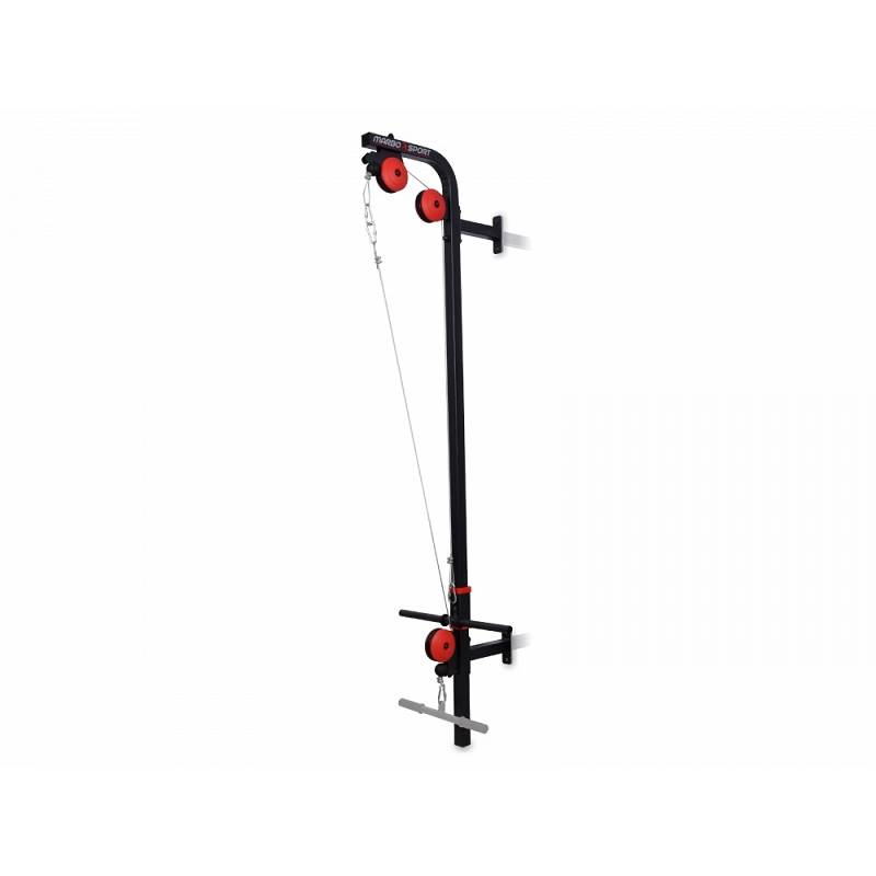 Lat Pulldown And Lower Pulley Trainer Marbo Sport Mh W101