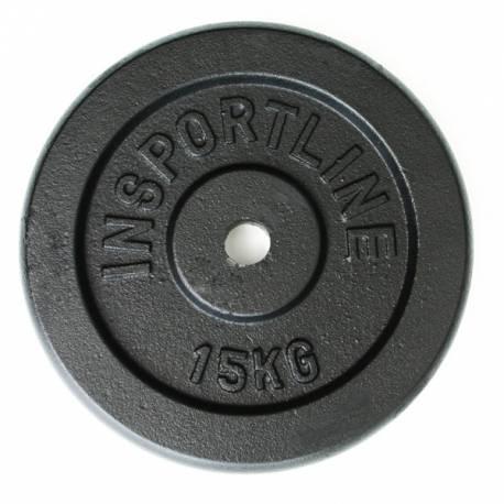 PLIENINIAI SVORIAI INSPORTLINE 20kg
