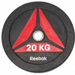 REEBOK BUMPER PLATE 20 kg