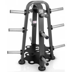 BODY SOLID PLATE TREE AND BAR HOLDER 50mm