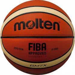 BASKETBALL MOLTEN GM7X