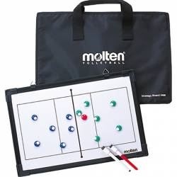 MOLTEN TACTICAL BASKETBALL BOARD WITH MAGNETS