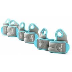 REEBOK WRIST WEIGHTS 0,5 / 1 / 1,5 kg