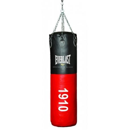 CLASSIC LEATHER HEAVY BOXING BAG EVERLAST 1910 - VS-SPORT⇒
